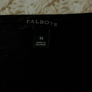 Talbots Tops - Talbots wrap top